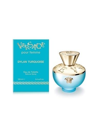 Versace Versace Dylan Turquoise EDT 100 ml Kadın Parfümü Renksiz